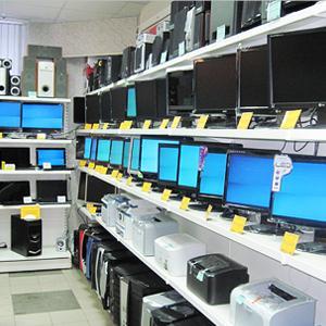 Компьютерные магазины Нового Оскола