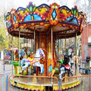 Парки культуры и отдыха Нового Оскола