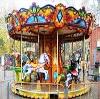 Парки культуры и отдыха в Новом Осколе