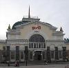 Железнодорожные вокзалы в Новом Осколе