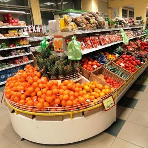 Супермаркеты Нового Оскола