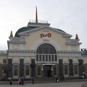 Железнодорожные вокзалы Нового Оскола